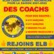 ELB recherche des coachs pour la saison 2021-2022