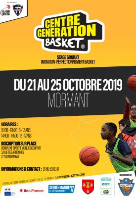 CENTRE GENERATION BASKET - MORMANT